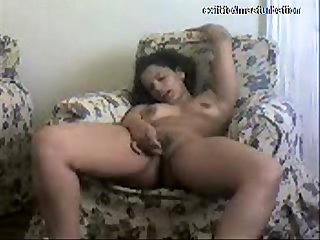 Ebony Nadia Aruba toys on Sofa