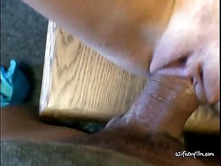 Hot and horny wife loves a brutal fuck