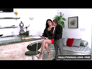 Hot milf (Romi Rain) is not cheap but is worth it - Reality Kings