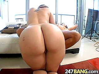 Hardcore anal with Pawg babe delilah strong 4