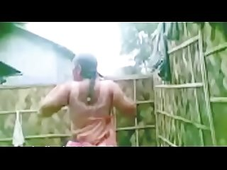 Indian Mallu Bhabi show boobs and pussy part 1