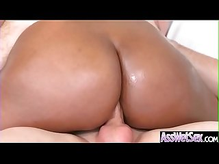 Deep hard anal sex with lovely big round butt girl peyton sweet video 28