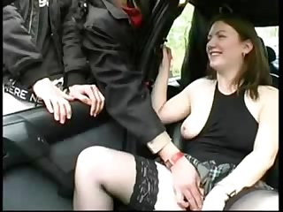 Dogging wife with strangers public nudity