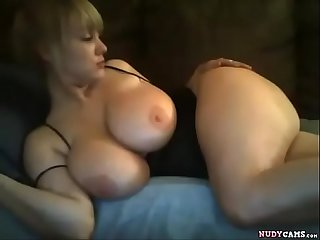 Norwegian blonde step sister boobs