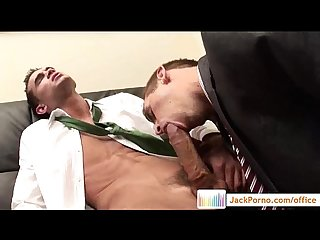 Office cock gay gays fucked in the office video17