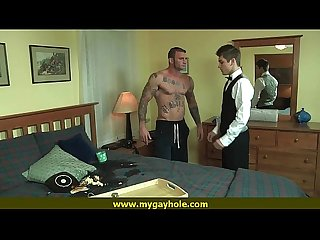 Curious boys first time gay porn 14