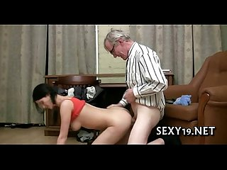 Teacher is getting wet oral