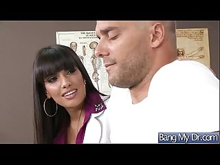 Horny patient mercedes carrera bang with doctor in hard style scene Vid 24