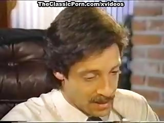 Dana lynn comma nina hartley comma ray victory in vintage porn scene