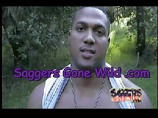 Bbc and big black butts on saggers gone wild