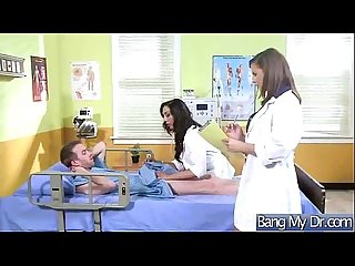 (tiffany brookes) Hot Patient And Doctor In Hard Sex Adventure On Cam mov-26