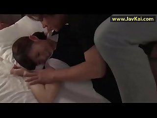 JAV Best Japanese slut in Crazy Blowjob, Couple JAV movie