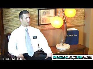 Mormon cums for bishop