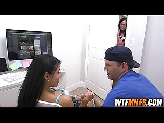 Stepmother threesome with the bf veronica rodriguez kendra lust 1 001
