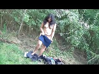 Desi bhabhi ka outdoor sex in jungle full show
