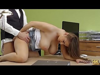 Loan4k period suzie sun takes blouse off and gives titjob to loan manager