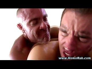 Gay straight ass fuck seduction