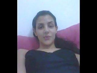 Moreninha gostosa na siririca caiu na net