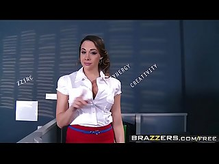 Brazzers - Big Tits at Work - ZZIncs Corporate Orifice scene starring Chanel Preston and Danny D