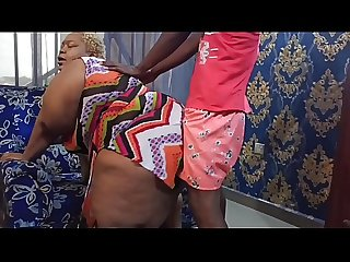 AFRICANCHIKITO ENTANGLEMENT WITH HER STEPSON EPISODE 1