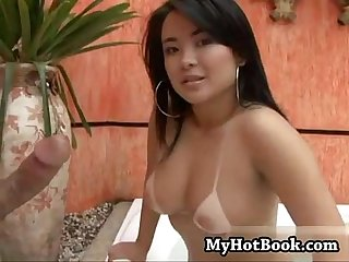 Mariana soto is a pretty asian chick thats just s