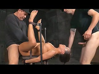 Extreme deepthroat bondage fuck more videos at sex cams xyz