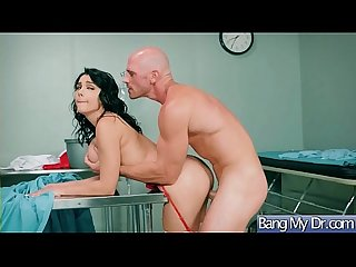 Sex Scene Between Doctor And Slut Hot Patient (Valentina Nappi) video-28