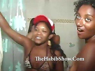 Brazilian orgy gangbang P1