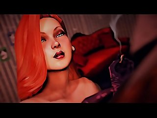 Songbirds shame jessica rabbit blowbanged