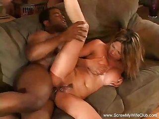 Black milf swinger anal sex