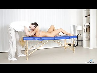 Mature cougar milks cock after hardcore massage