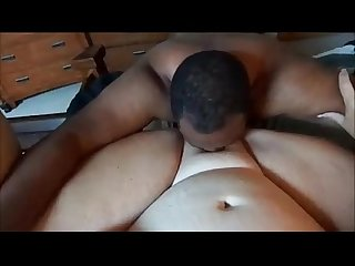 cheating wife from BBWCurvy.com with black guy