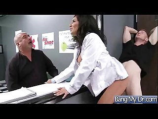 Horny patient emily b get sex treatment in doctor cabinet mov 13