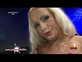 Cum covered compilation german goo girls