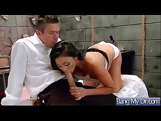 Intercorse Between Doctor And Sexy Horny Slut Patient (audrey bitoni) clip-05