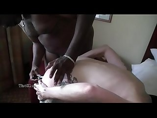 Jasmin takes Big Max BBC in her ass