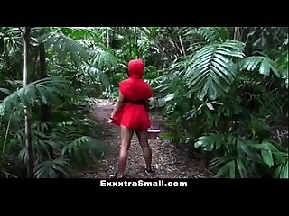 Little red riding hood penny nichols gets dicked by the big bad wolf