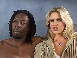 Ashley long has byron long s huge black cock in her ass