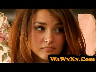 Wawxxx com belligerent teen gets disciplined by sienna