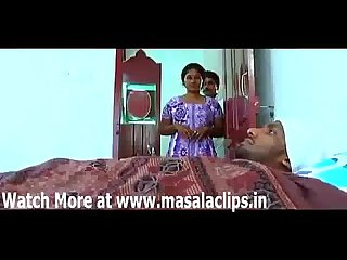 Wife romance with husband friend hot telugu film