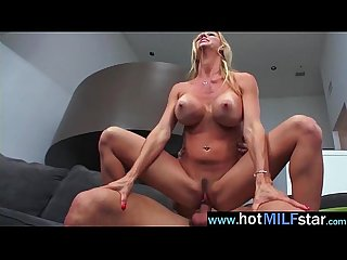 Hot Milf (alexis fawx) Act Like A Star Riding Huge Monster Cock In Sex Tape video-03