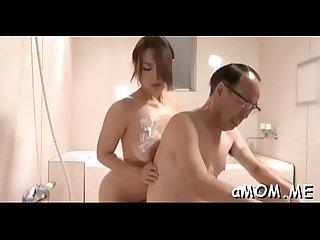 Ravishing oriental milf porn