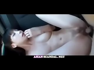Riku Minato alike car sex scandal naughtycamvideos net