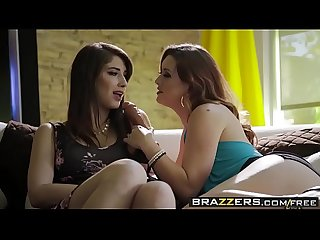 Brazzers hot and mean fuck friends never get married scene starring karina white and karlie mont