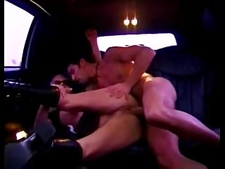 Horny girl sex inthe limo 100dates