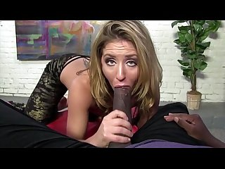 Slutty blonde sheena shaw anal fucked by mandingo