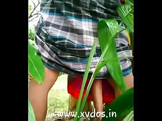 Bangla Bhabhi outdore sex