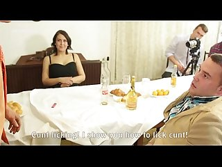 Czech vaginas in the crazy orgy fucked by big cocks! See it and masturbate!