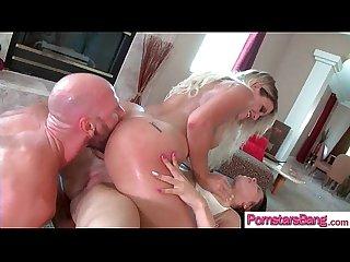 Pornstar Girl (Romi Rain & Kissa Sins ) Love To Suck And Fuck Big Mamba Cock clip-28