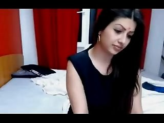 Indian girl fucks boyfriend live on funcamsxxx period com
